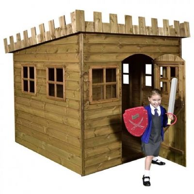 Childrens Castle Playhouse,Childrens Den with free installation,Childrens wooden play house,childrens play house,childrens wooden play house,childrens wooden play house installation